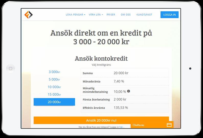 FlexLimit – erbjuder smslån utan UC med direkt utbetalning
